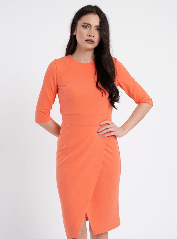 Rochie portocalie
